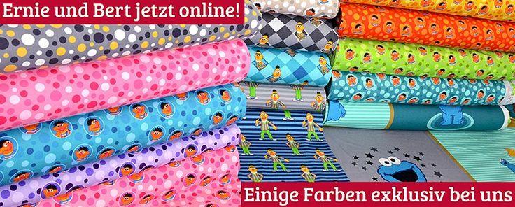 Stoffwelten GmbH - Exklusive Kinderstoffe. Günstiger Versand!