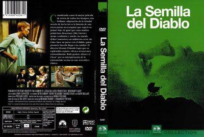 Cover, dvd, carátula:  La semilla del diablo   1968   Rosemary's Baby