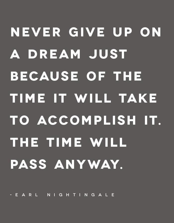 It's time for Motivational Monday! This week we remind you to never give up on your dreams...    https://www.facebook.com/photo.php?fbid=492587094139831=a.214588545273022.53164.166320873433123=1    #inspiration
