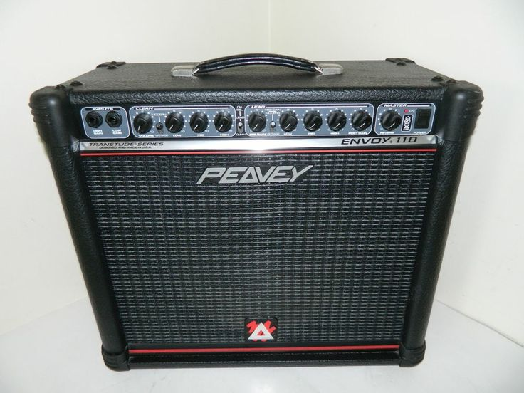 peavey envoy 110 transtube series guitar amp made in usa. Black Bedroom Furniture Sets. Home Design Ideas