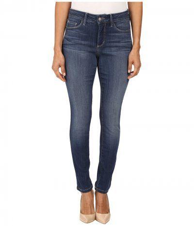NYDJ Petite - Petite Alina Leggings Jeans in Sure Stretch Denim in Saint Veran Wash (Saint Veran Wash) Women's Jeans