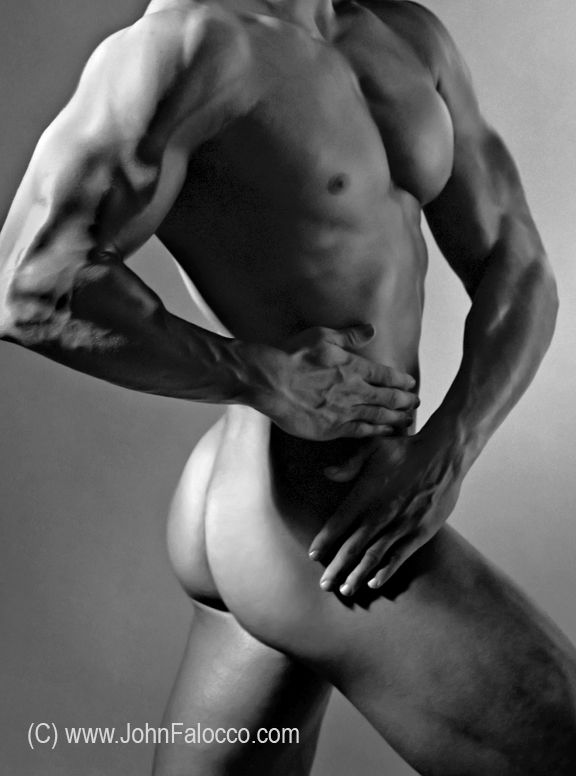 John Falocco | Beautiful Male Form | Pinterest