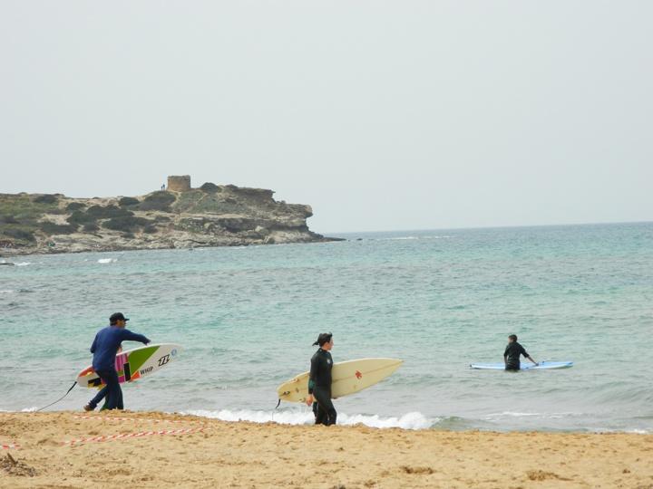 Surf - lezioni gratuite