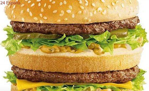 McDonald's lanza su servicio de entrega a domicilio en España