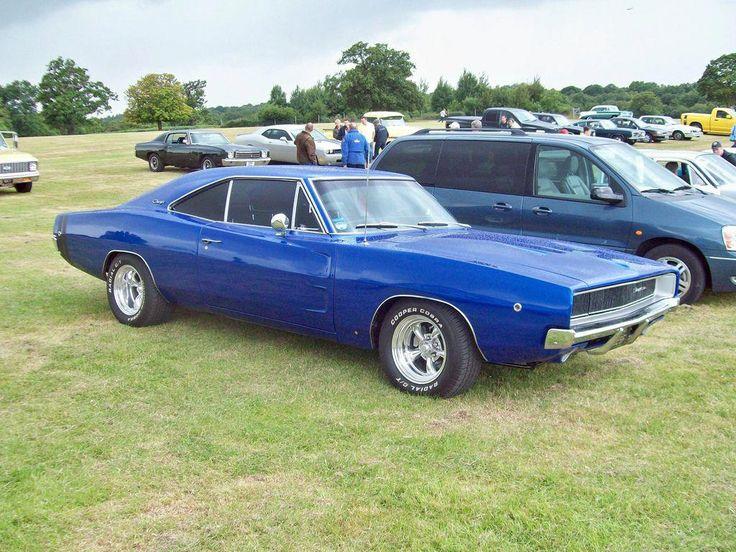 1968 Dodge Charger DodgeChargerclassiccars Dodge