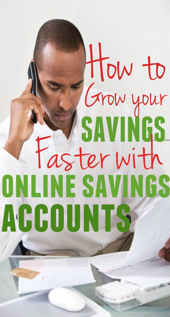 online savings accounts, grow your savings faster, savings account, compound interest, high interest rate