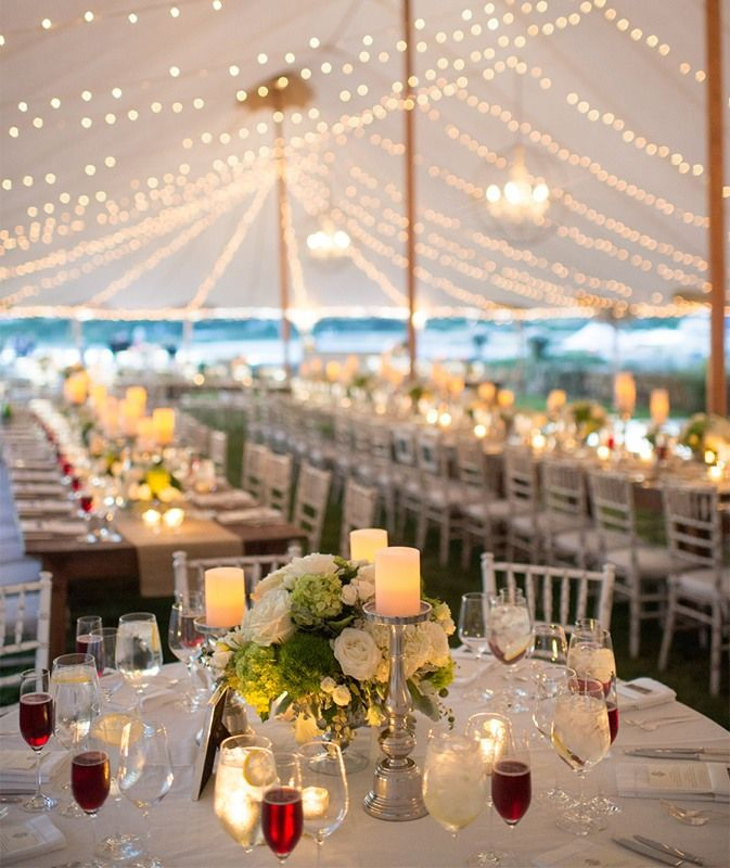 Die besten 25 Hochzeit zelt deko Ideen auf Pinterest