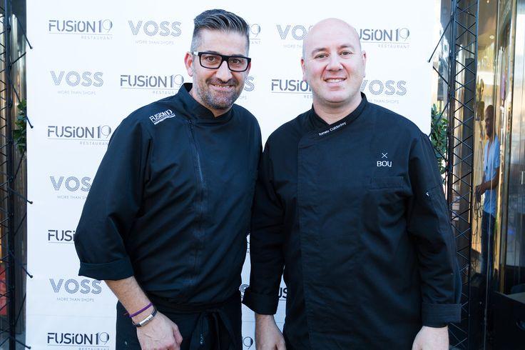 Segundo encuentro gastronómico en #Fusion19 #gastronomia