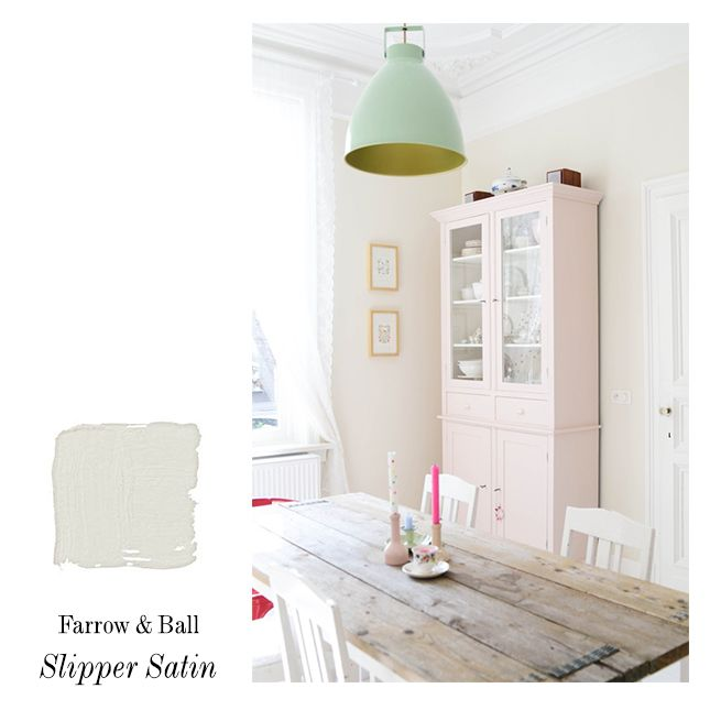 Best White Paint Colors McGrath II Blog Farrow And Ball Slipper