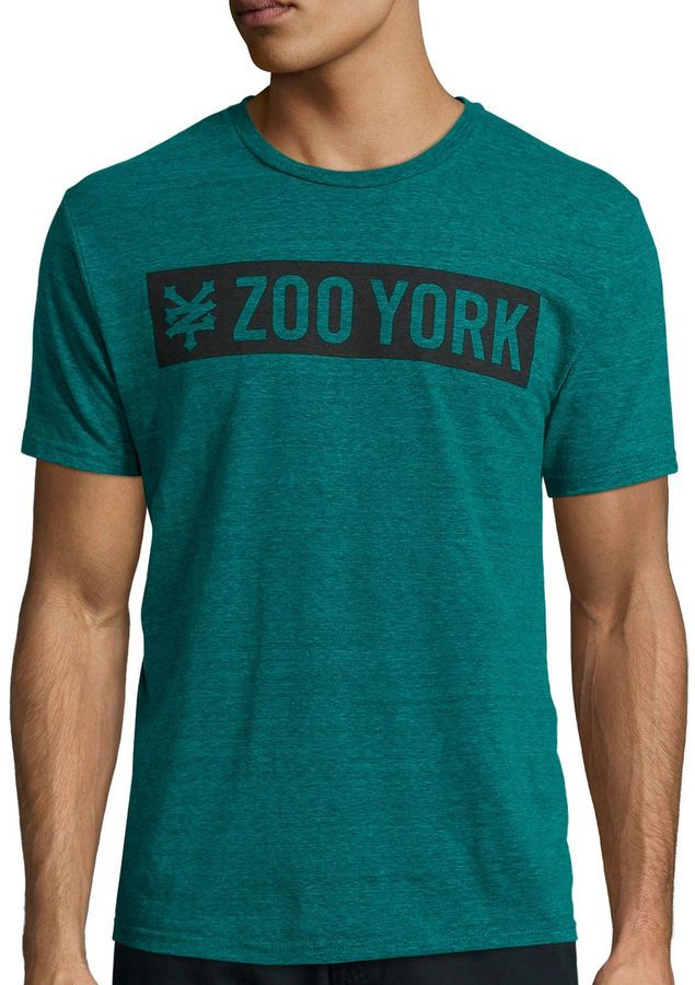 Zoo York Straight Core Plus Short-Sleeve T-Shirt