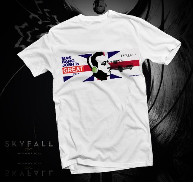 t-shirt Live like