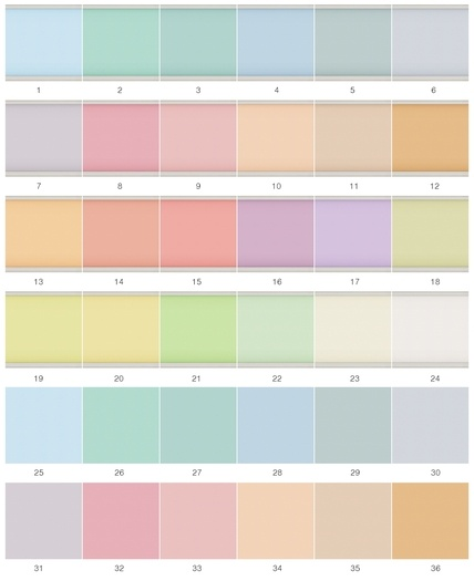 9 Best Images About Pastel Walls On Pinterest