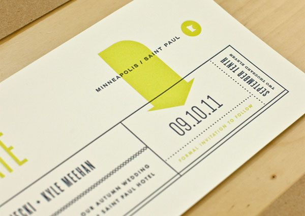 Business Card & Invitation Inspiration