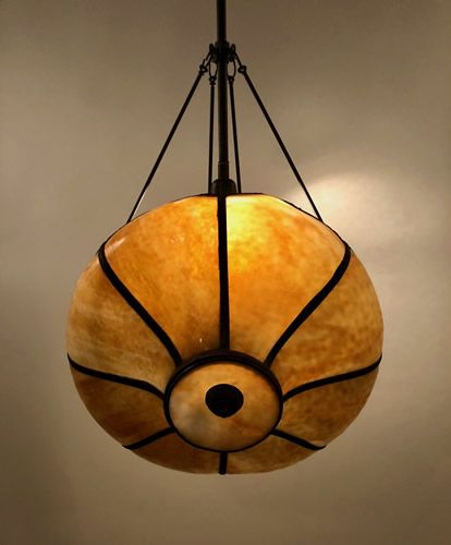 145 best Antique Lighting Fixtures Inverted Domes images on Pinterest