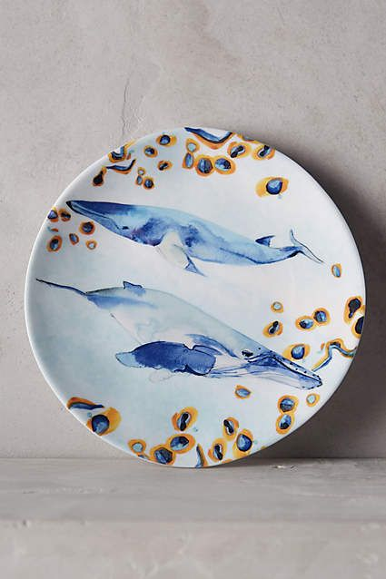 17 best images about dinnerware tableware vajillas on for Calligrapher canape plate anthropologie