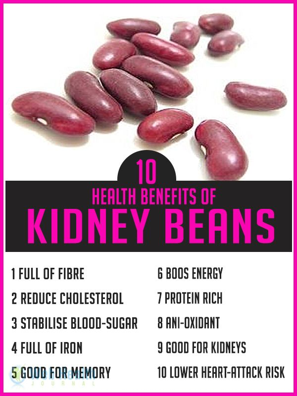 The Health Benefits Of Kidney Beans Eating Healthy - Www