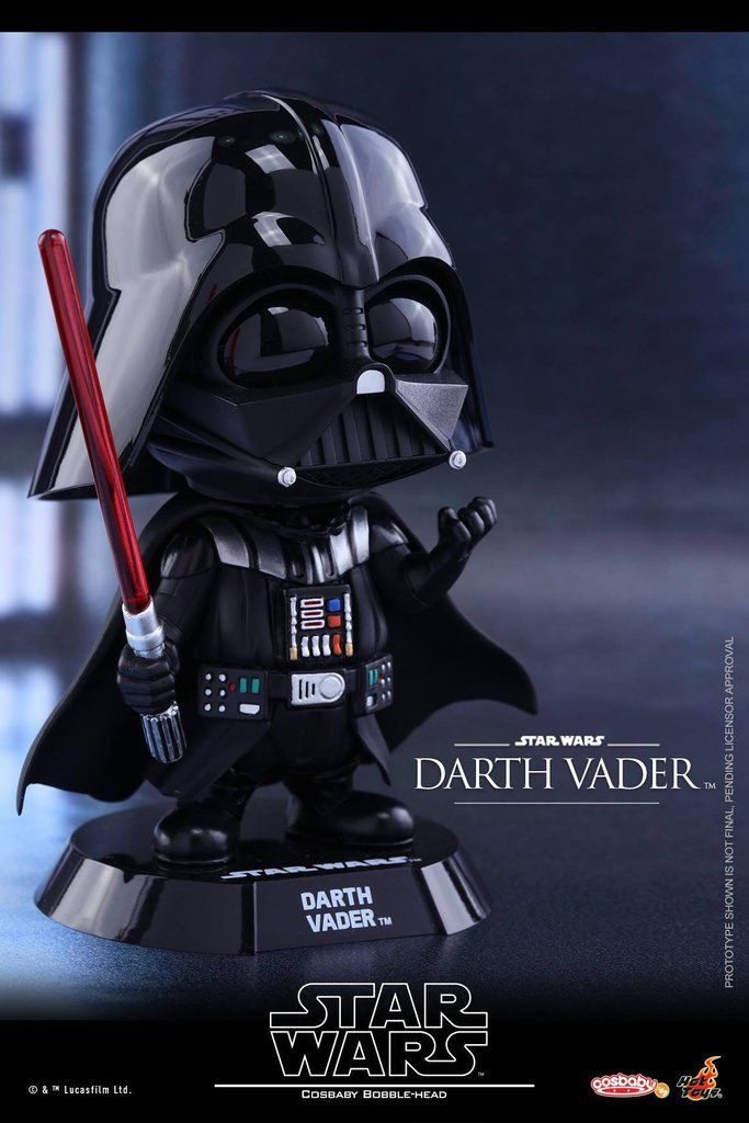 Hot Toys - COSB305 - Star Wars - Darth Vader Cosbaby Bobble-Head