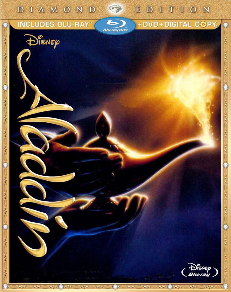 Aladdin Blu-ray: Diamond Edition