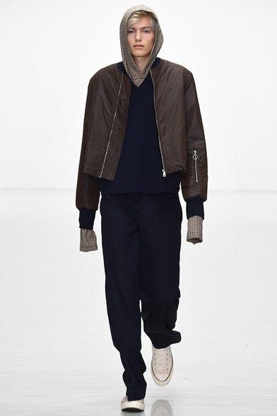 Sfilata Moda Uomo Agi & Sam Londra - Autunno Inverno 2016-17 - Vogue
