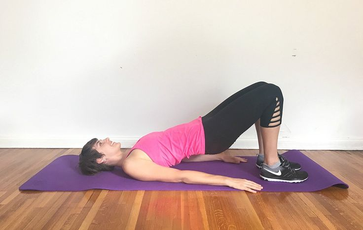 5 Leg Exercises That Are Just As Effective As Lunges Without Killing Your Knees