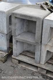 Afbeeldingsresultaat voor u elementen beton