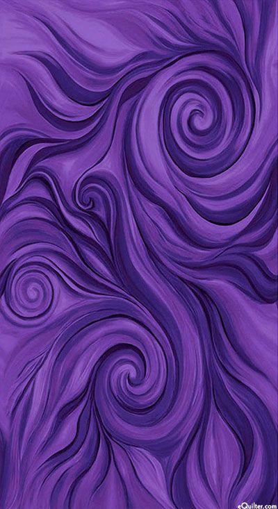 Carpe Diem - Life Goes On - Amethyst Purple