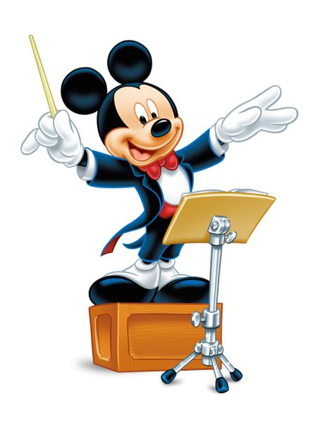 mickey mouse png clipart clipart pinterest music conductor clipart train conductor clipart