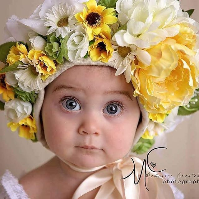 "The floral bonnet, better known as ""Country Glow"" has been my most requested…"