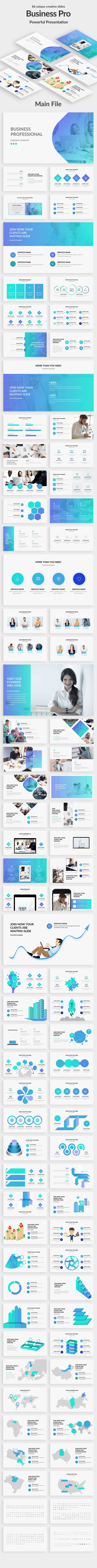 Business Professional Powerpoint Template