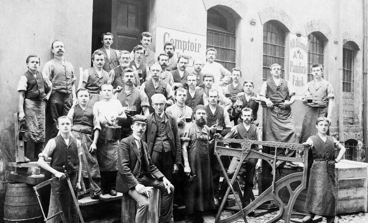 Wilh. Schimmel & co. piano fabrik 1885 (fonte: http://www.schimmel-pianos.de)