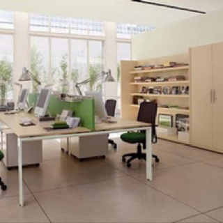 New Modern Office Layout Design
