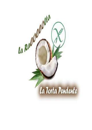 La RaCOCCOlta  collection of gluten free coconut recipes, raccolta di ricette senza glutine al cocco.