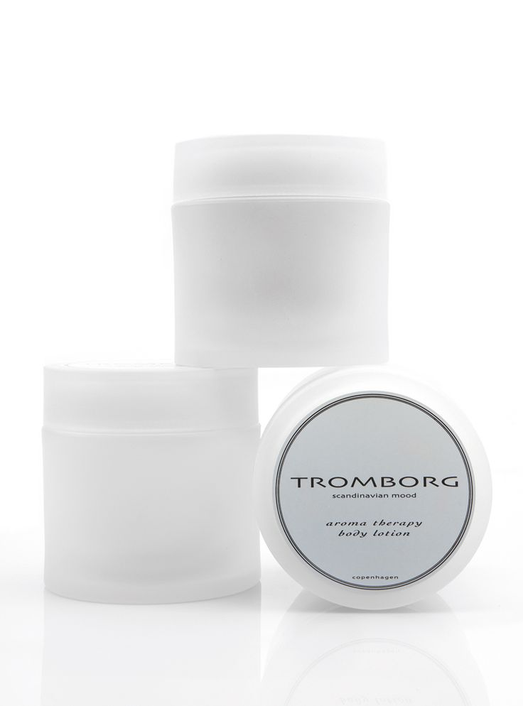 Aroma Therapy Body Lotion fra Tromborg