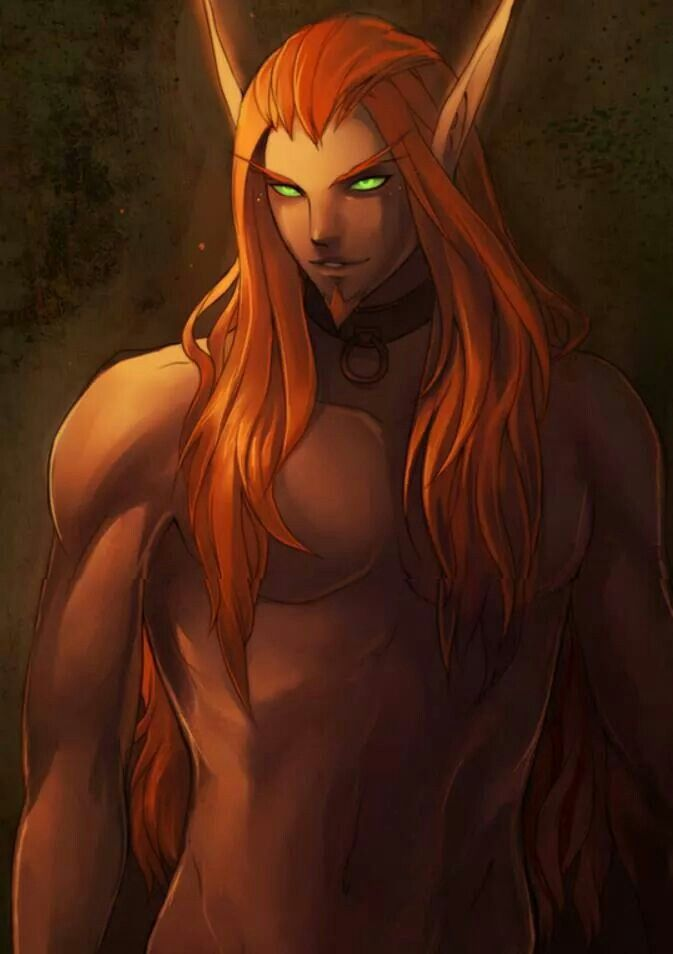 from Julio nude blood elf male