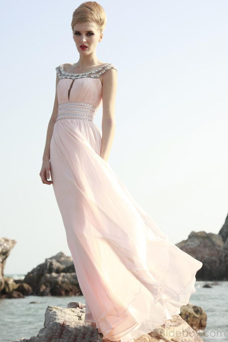 ,: Evening Dresses, Bridesmaid Dresses, Evening Gowns, Floors Length, Pink, Special Occa Dresses, Chiffon, Prom Dresses, Formal Gowns