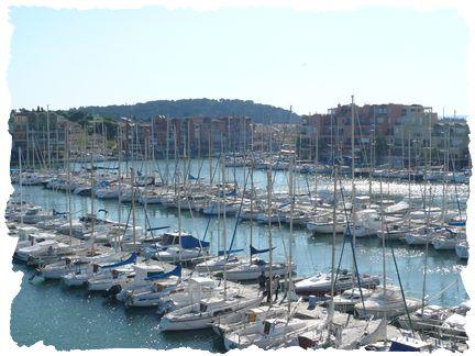 Ferienhäuser Südfrankreich/Mittelmeer/Narbonne-Plage/Gruissan