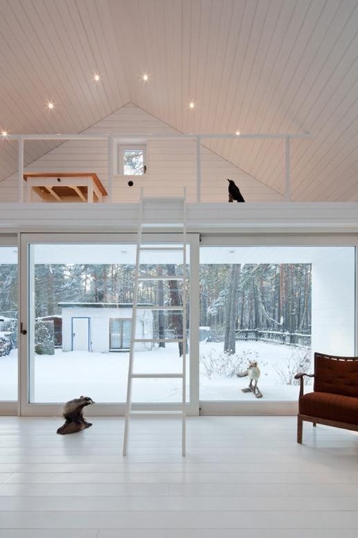 slim ladder to attic