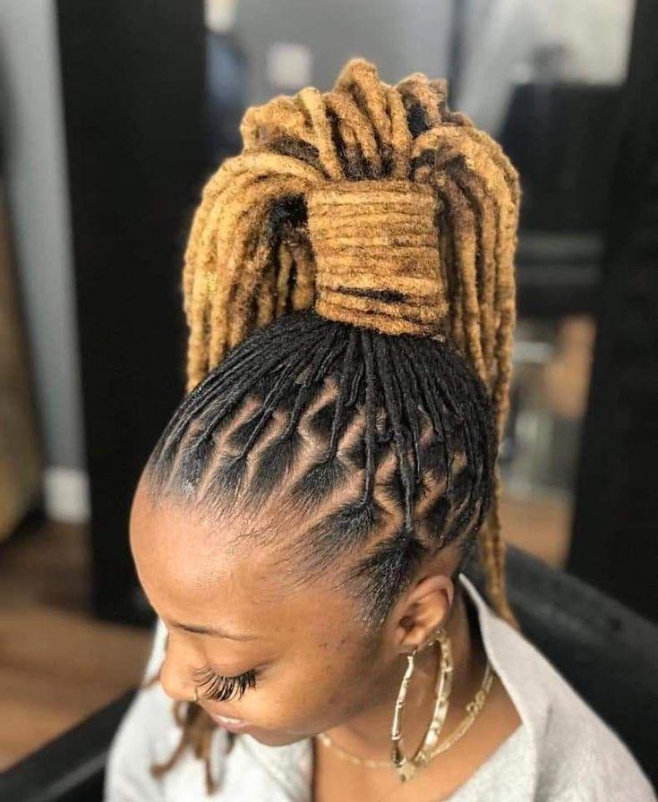 black women's hairstyles names #BlackwomensHairstyles | Natural hair styles, Dreadlock ...