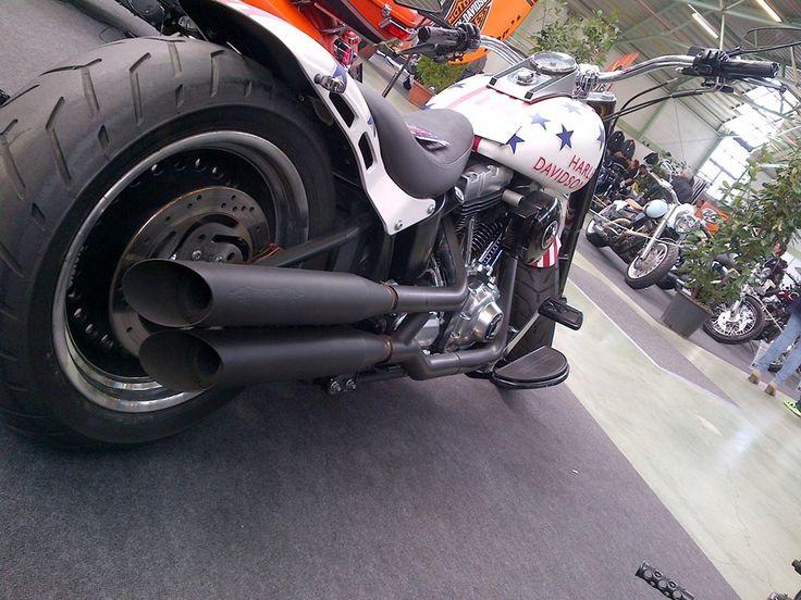 Pannonia Custom Show w Oberwart to uczta dla oczu wszystkich fanów customowych motocykli. To także idealne miejsce dla najlepszych, customowych wydechów - oczywiście spod znaku REMUS! Zapraszamy do galerii wybranych maszyn z wydechami Wilka :)  Remus Polska http://www.remus-polska.pl/