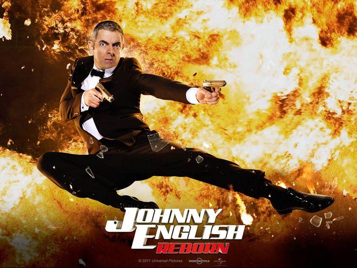 Johnny English Reborn Poster WallpapersJohnny English Reborn