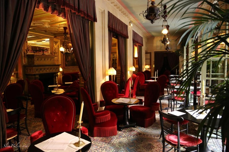 Hotel Costes, Paris ~ Photo by Slim Paley