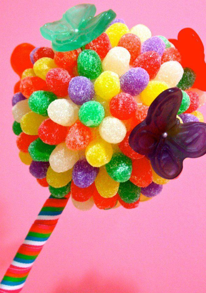 CREATIVE EDIBLE TABLE DECORATIONS IMAGES | ... Decor, Candy Arrangement Wedding, Mitzvah, Candy Creation, Edible Art