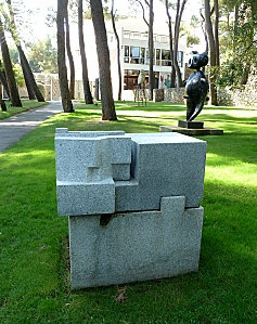 Eduardo Chillida, Fondation Maeght