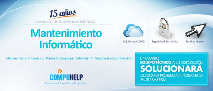 Mantenimiento inform tico empresas servicios - Mantenimiento informatico madrid ...