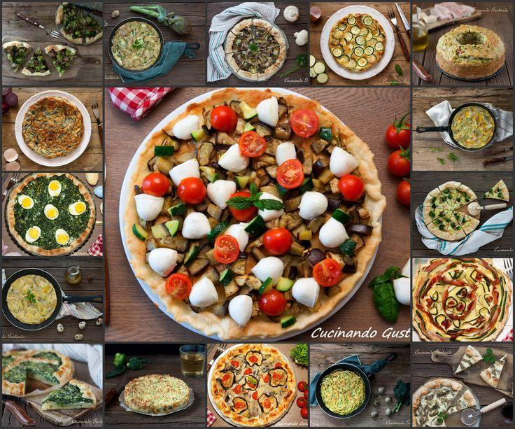 Raccolta+di+Torte+salate http://blog.giallozafferano.it/toniaincucina/raccolta-di-torte-salate/