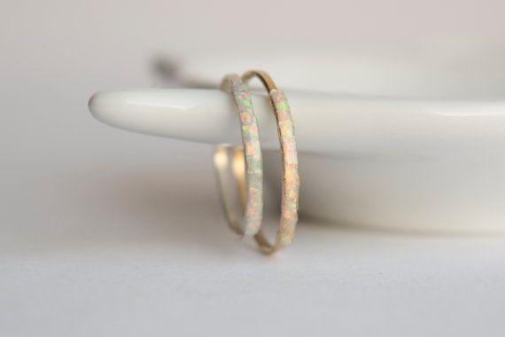 Australian Opal Ring. Opal Ring. Sterling by CharmStoneEstonia