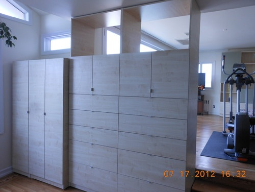 Using Wardrobes As Room Divider Wardrobe Closet