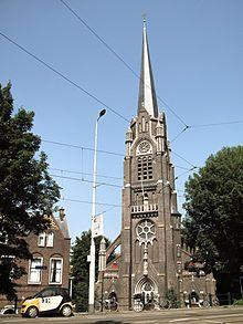 Rotterdam Kralingen, De Sint Lambertuskerk