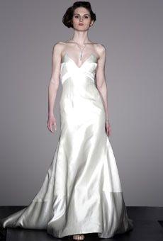 Junko Yoshioka Silvana Wedding Dress $600
