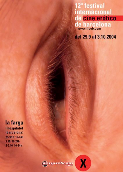 12 Festival internacional de cine erótico de Barcelona 2001